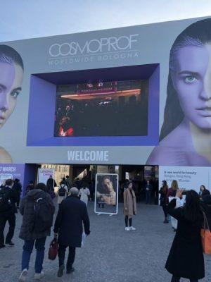 2019 /03 Cosmoprof Bologne